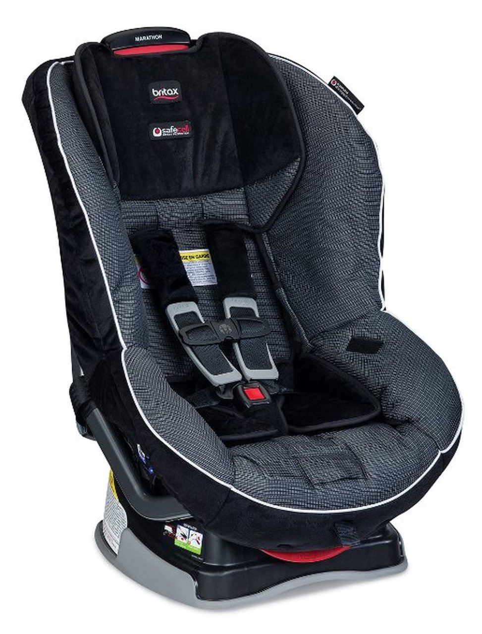 Britax Marathon G4.1 Convertible Car Seat Front and Rear Facing
