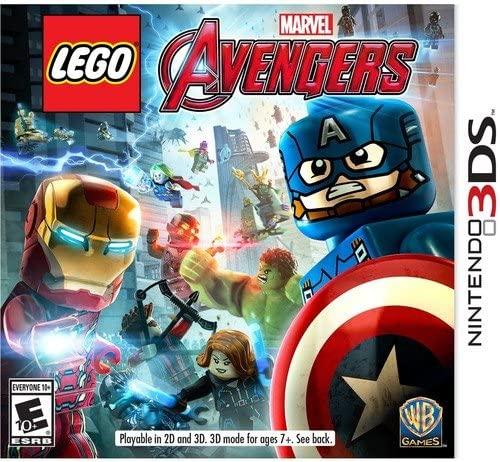 LEGO Marvel's Avengers - 3DS