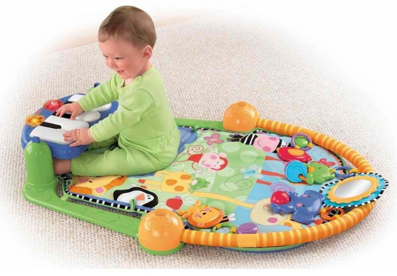 Fisher-Price Discover 'n Grow Kick and Play Piano Gym