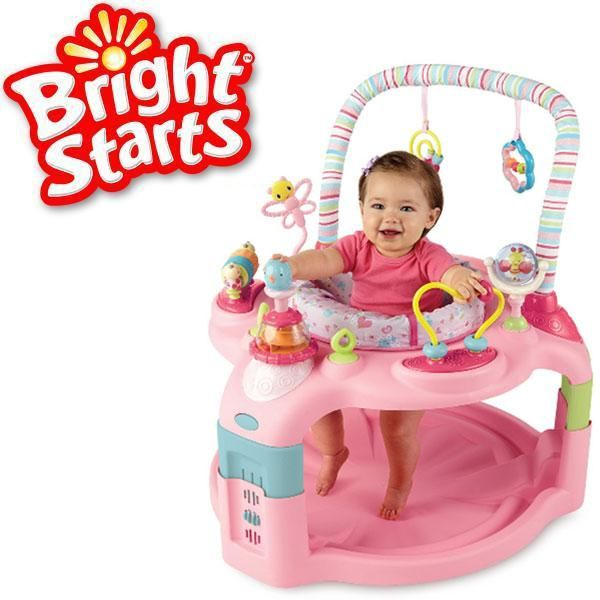 Bright Starts Entertain and Grow Saucer, Pink