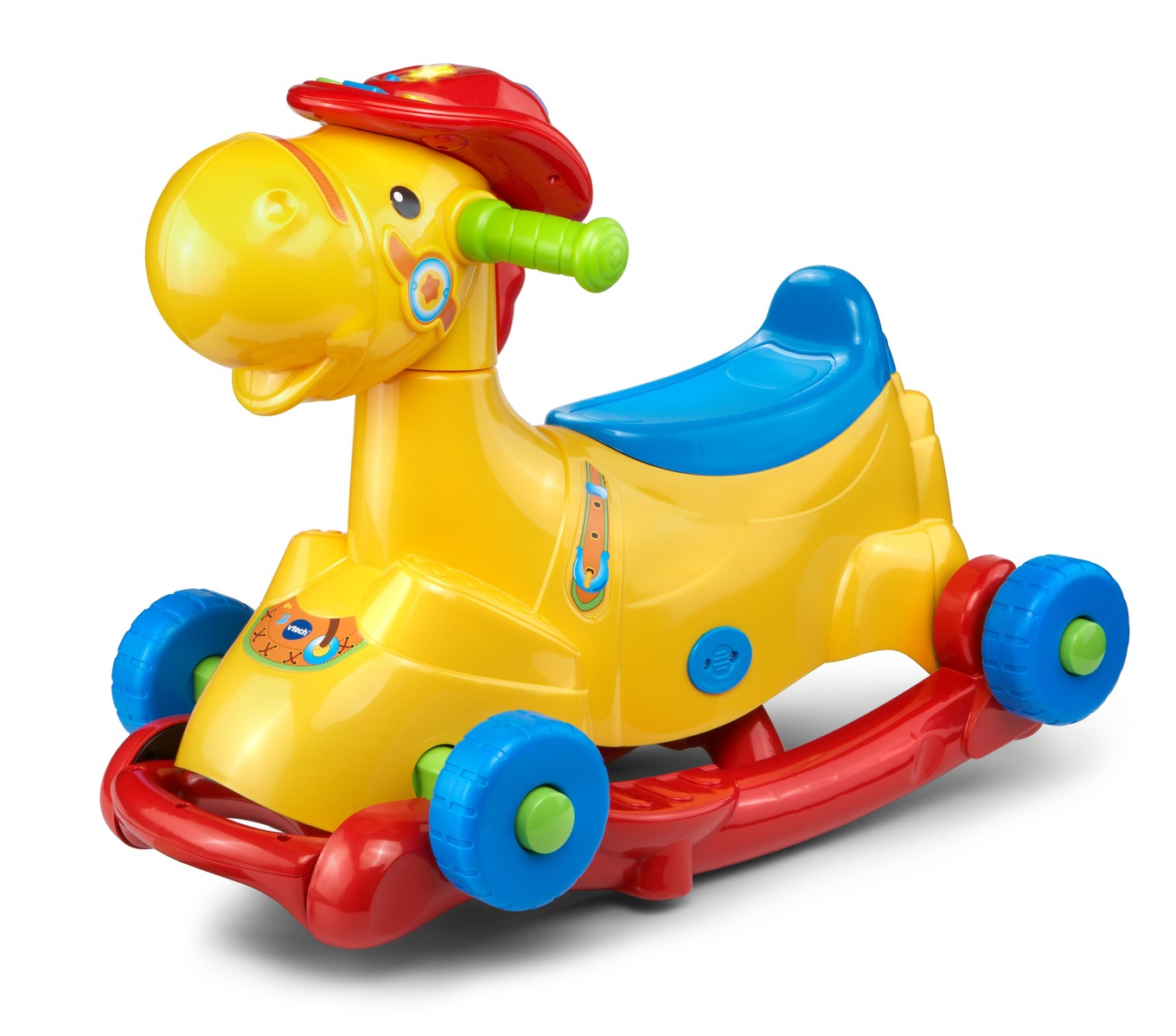 VTech 2-in-1 Smart Ride-on Rocker