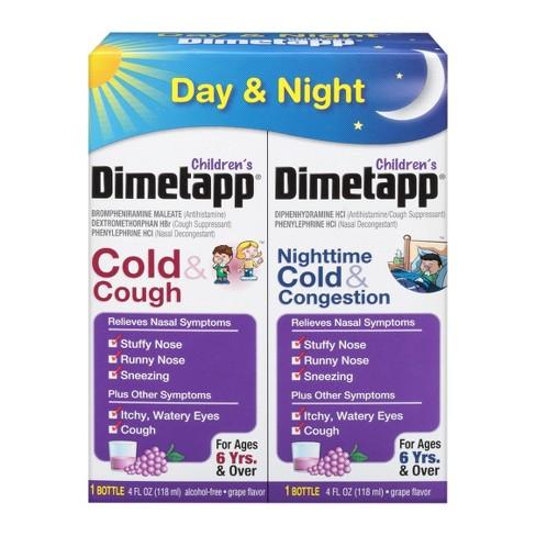 Children's Dimetapp 4 fl oz/2pk