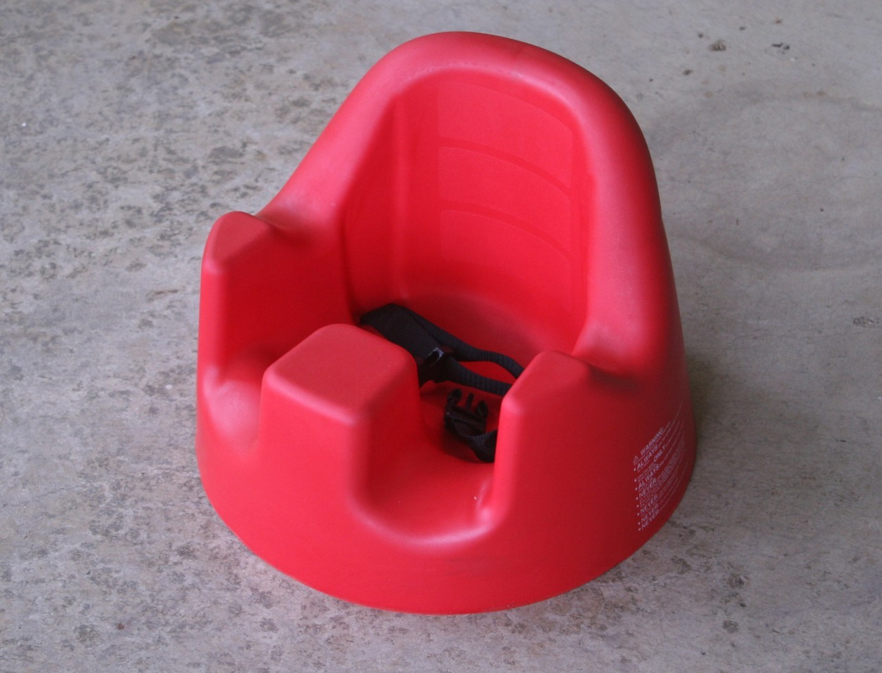 Megaseat Infant Floor Seat with Safety Belt