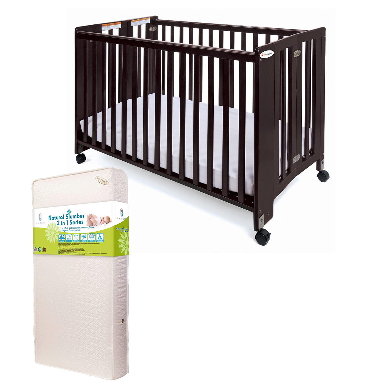 PACKAGE 7 (FULL CRIB)