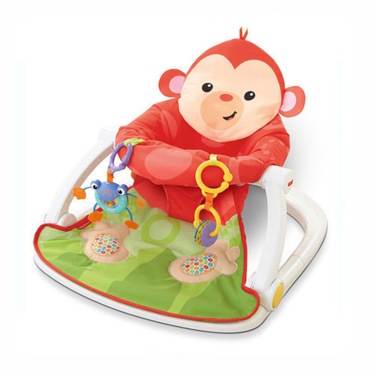 Fisher-Price Deluxe Sit-Me-Up Floor Seat