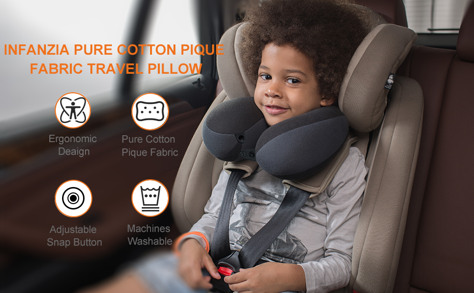 Kids Travel Neck Pillow