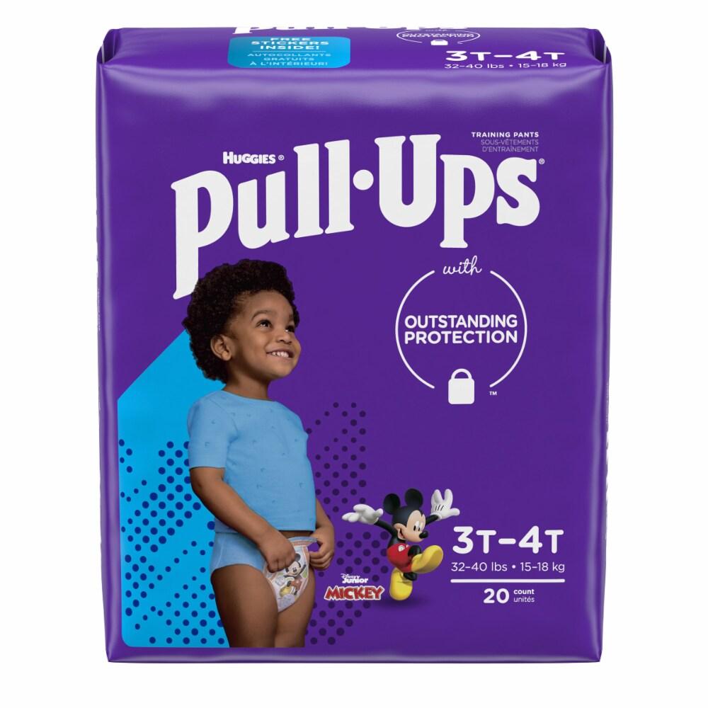 Huggies Pull Up Pants 3T-4T 20