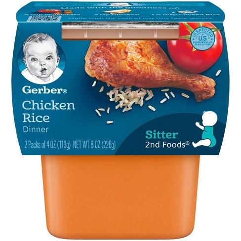 Gerber Chicken Meals