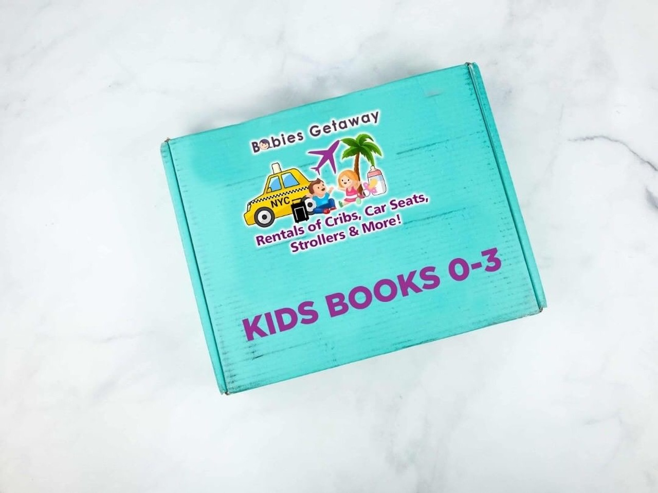 Kids Books 0-3