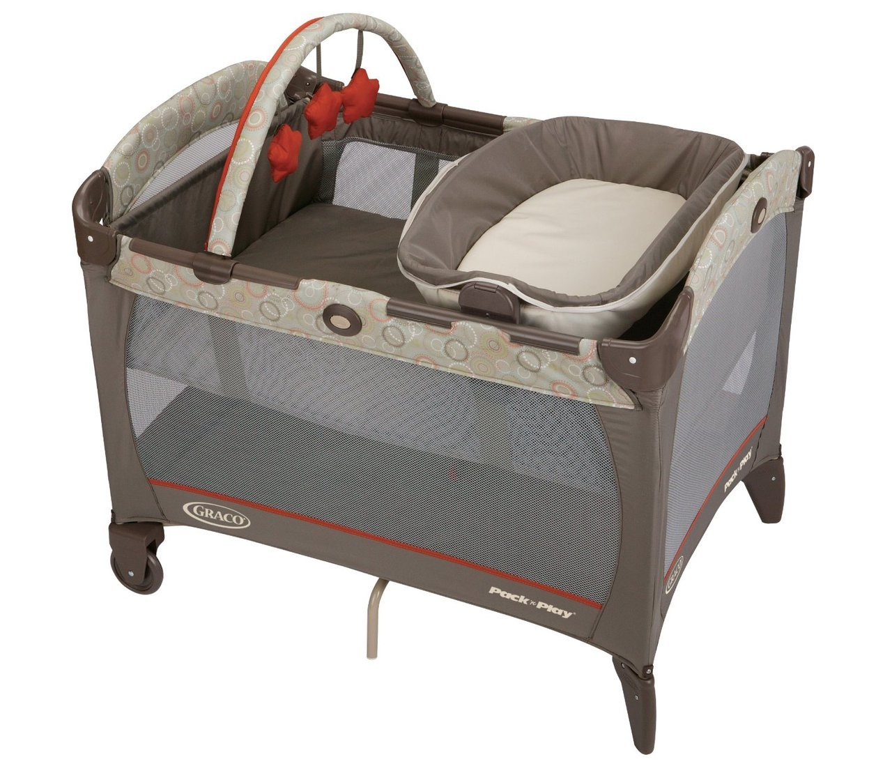 Graco Pack 'n Play Playard with Reversible Napper + Changer