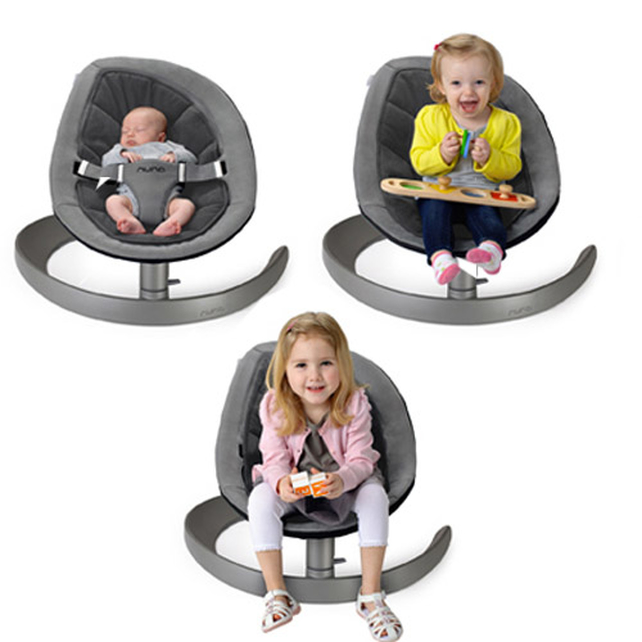 Nuna Leaf Curv Bouncer