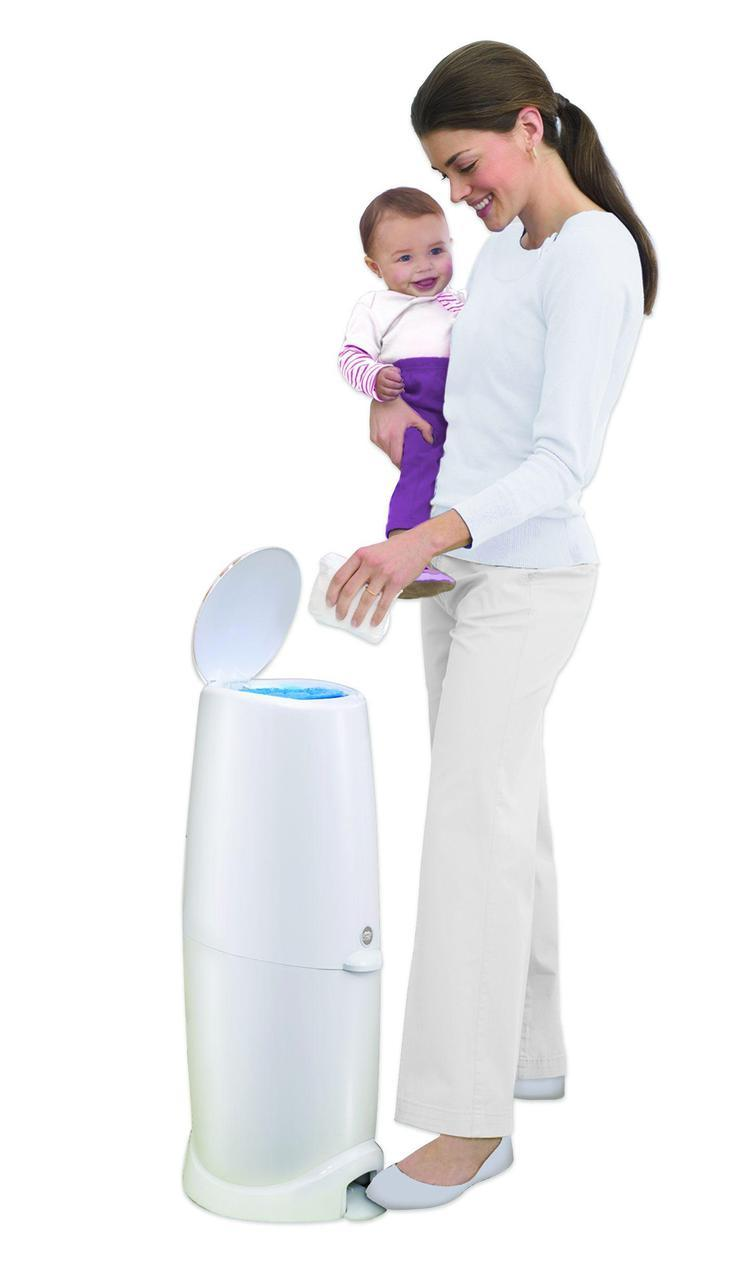 Diaper Genie Essentials Diaper Disposal Pail
