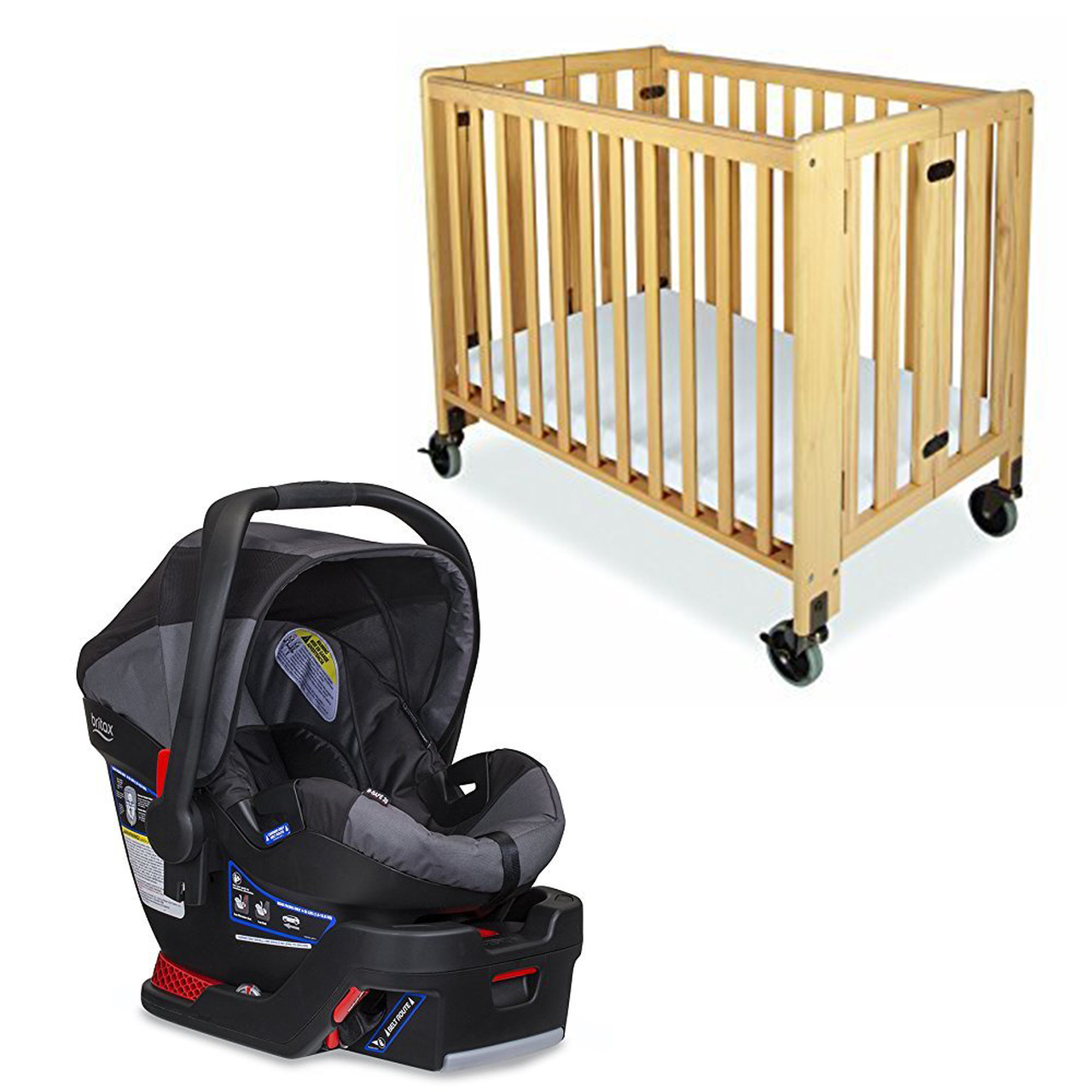 PACKAGE 2 (COMPACT CRIB)