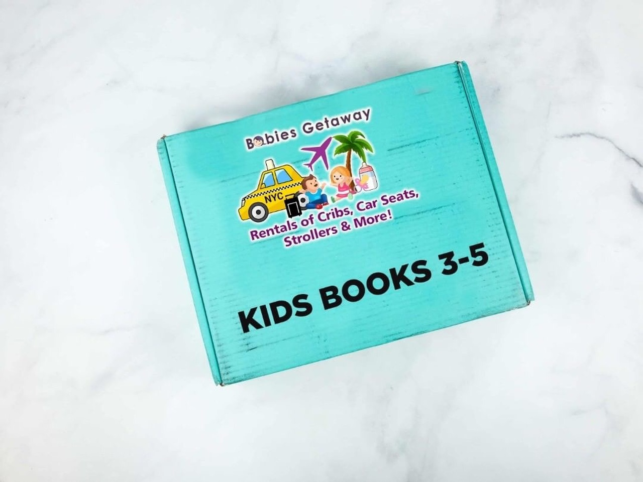 Kids Books 3-5