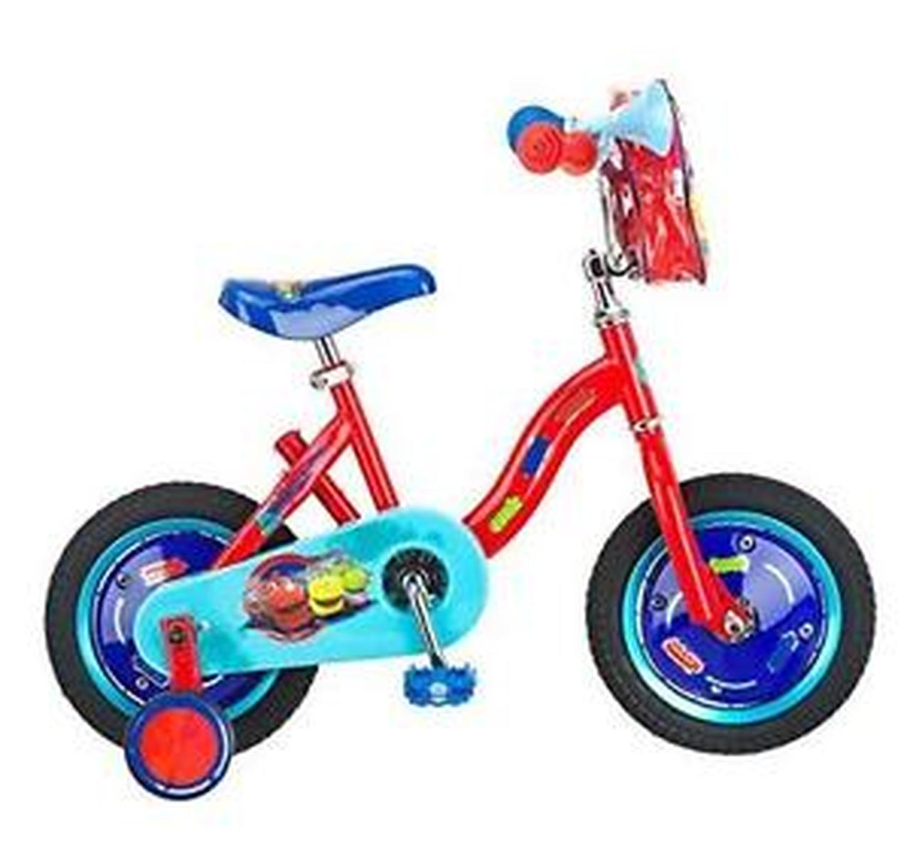 Chuggington Bicycle, Red, 10-Inch