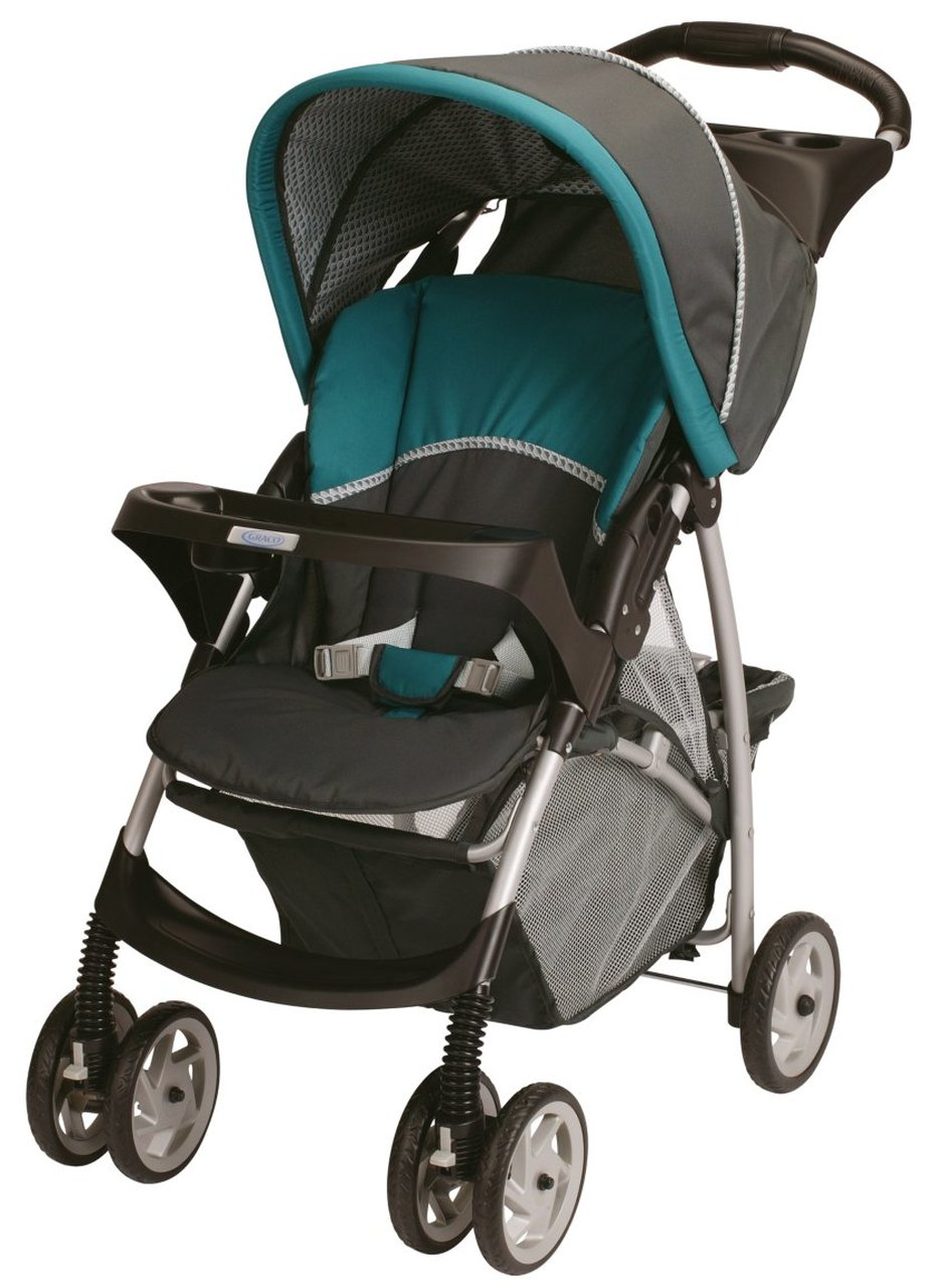 Graco LiteRider Classic Connect Stroller