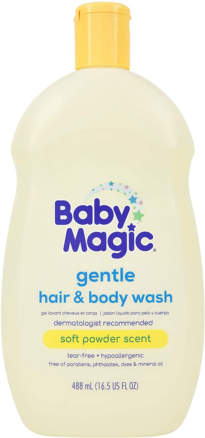 Baby Magic Gentle Hair & Body Wash