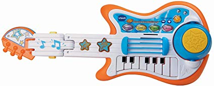 VTech Strum and Jam Kidi Musical Guitar Band