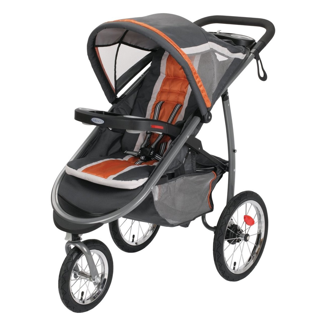 Graco FastAction Fold Click Connect LX Stroller