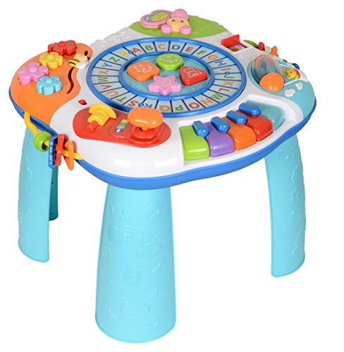 Winfun Letter Train And Piano Activity Table