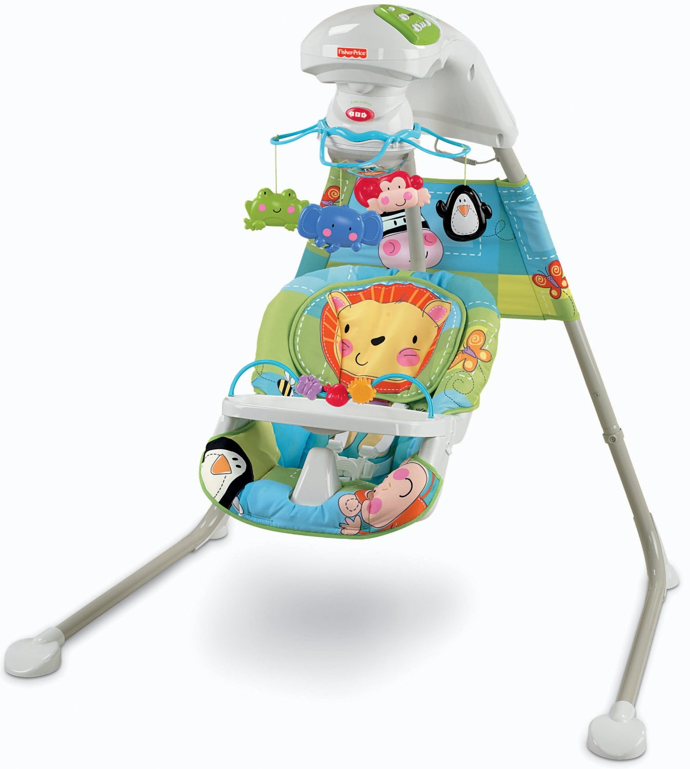 Fisher-Price Discover 'n Grow Cradle 'n Swing