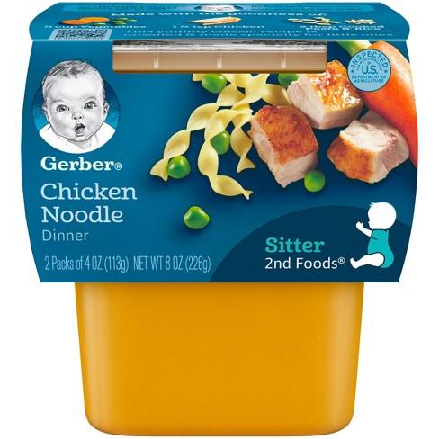 Gerber Baby Meals