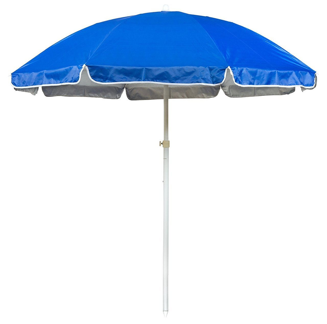 6.5' Portable Beach and Sports Umbrella
