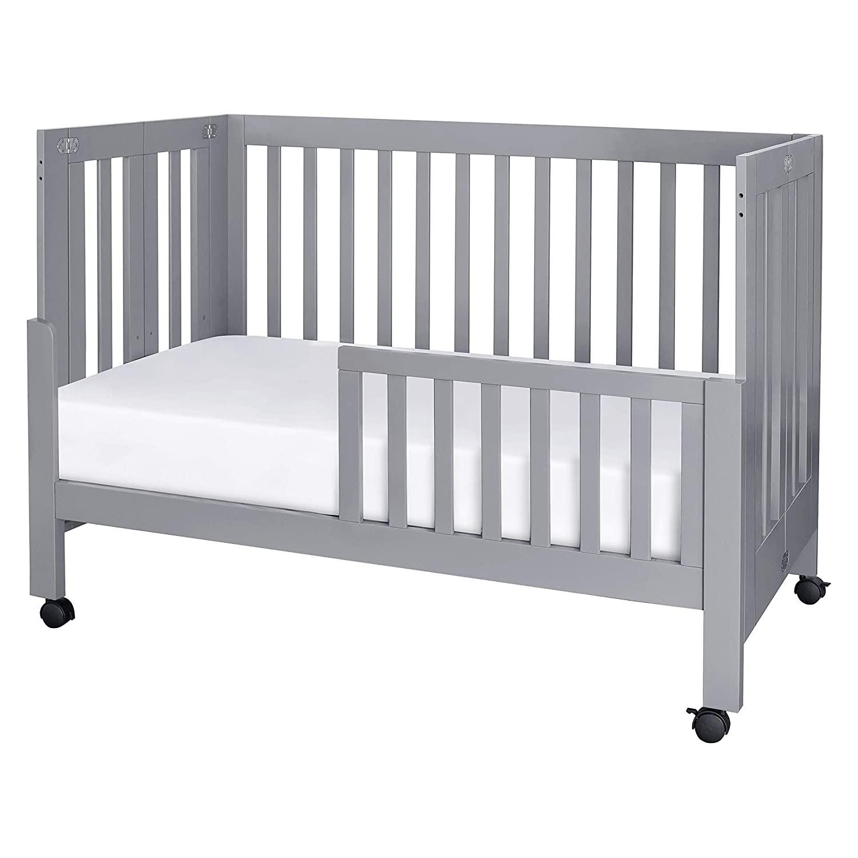 Babyletto Maki Full-Size Portable Folding Crib